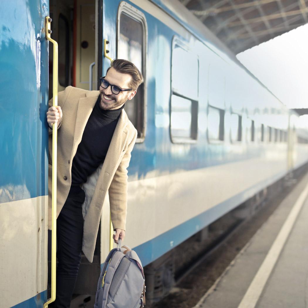 fant na vlaku