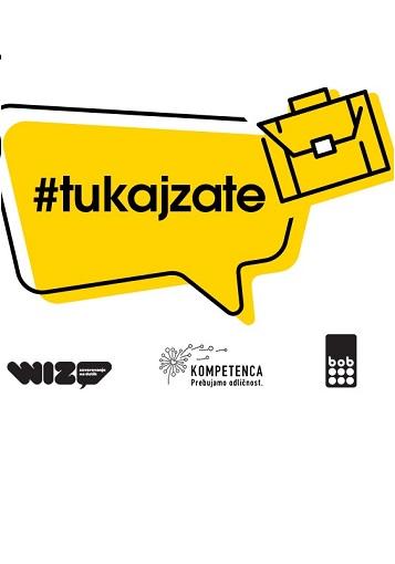 #tukajzate, ugodna ponudba WIZ Avto, bob in Kompetenca za iskalce zaposlitve