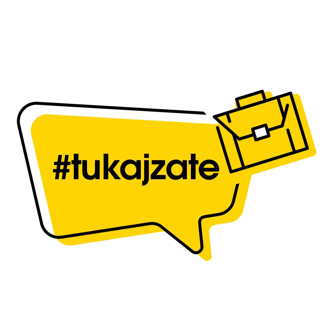 #tukajzate, ugodna ponudba WIZ Avto, bob, Kompetenca, Sparkasse in Delo za iskalce zaposlitve